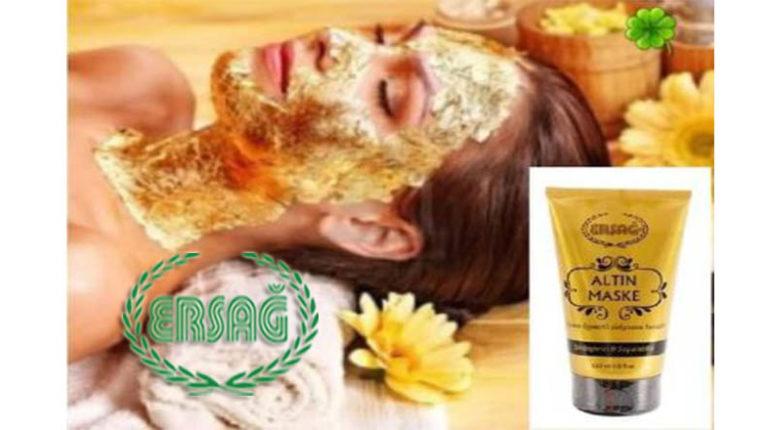 Ersağ Altın Maske
