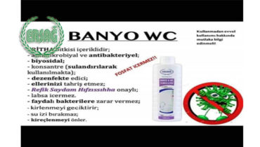 Ersağ Banyo-Wc