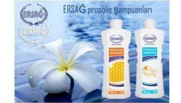 Ersağ Propolis Şampuan