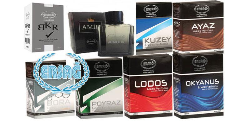 Ersağ Erkek Parfümleri