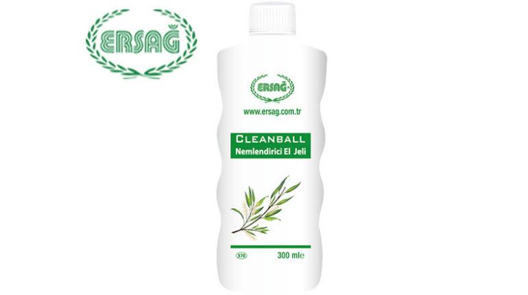 Ersağ Cleanball Nemlendirici El Jeli