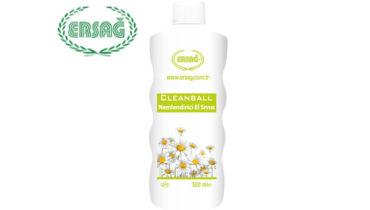 Ersağ Cleanball Nemlendirici El Sıvısı