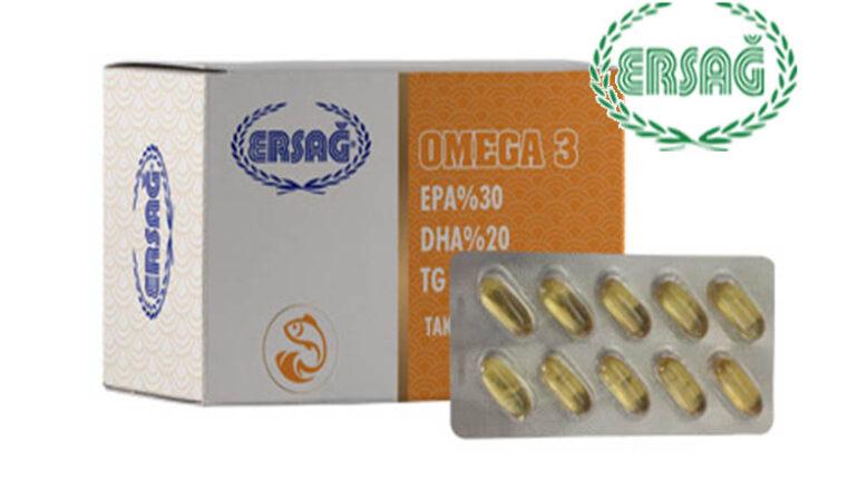 Ersağ Omega 3