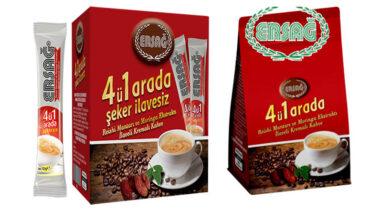 Ersağ 4'ü 1 Arada Kahve