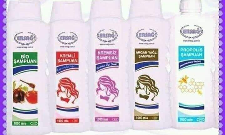 Ersağ Şampuanları